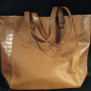 Croft & Barrow Large Satchel Bag - New w/o Tags